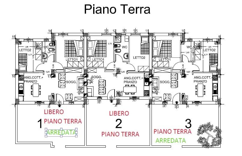 Piano Terra Fabbricato A