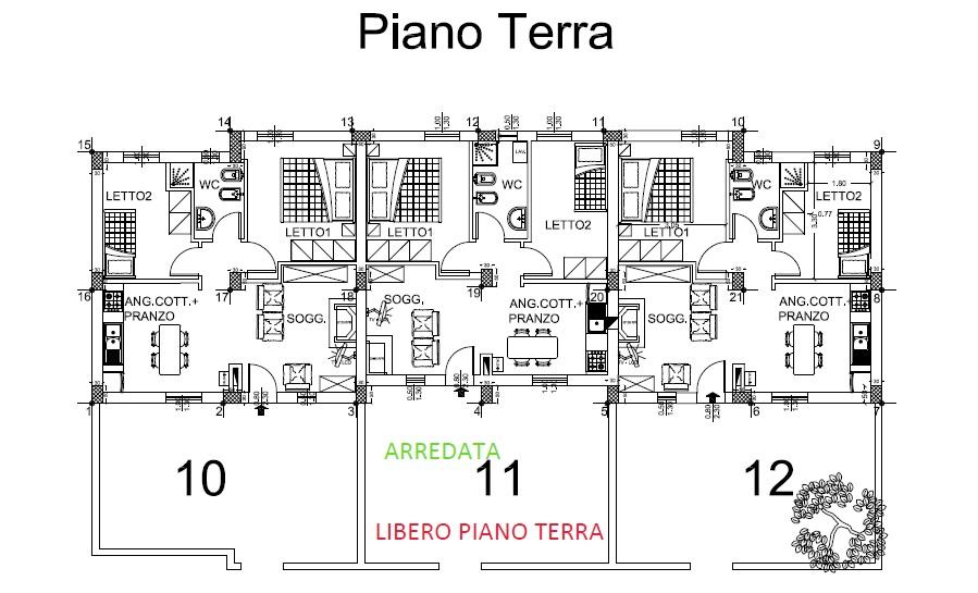 Piano Terra Fabbrica B