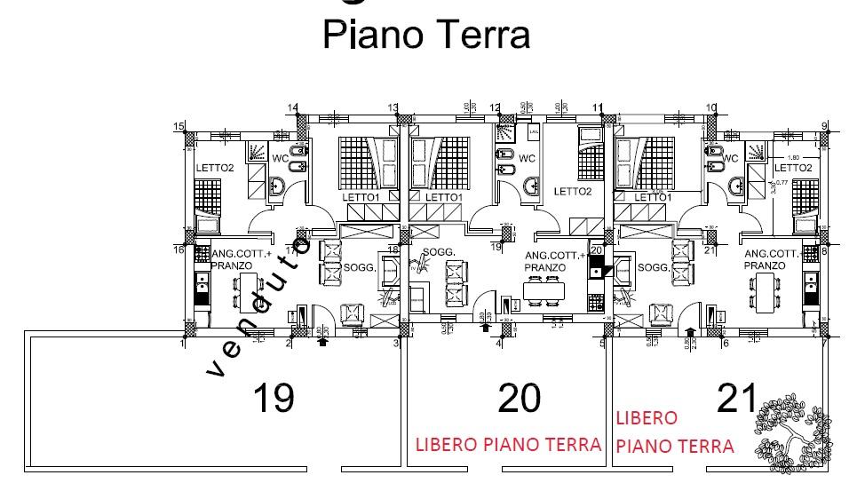Piano Terra Fabbrica C