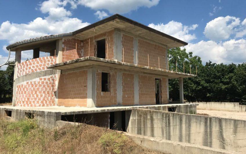 villa in vendita a giffoni sei casali zona ponte molinello