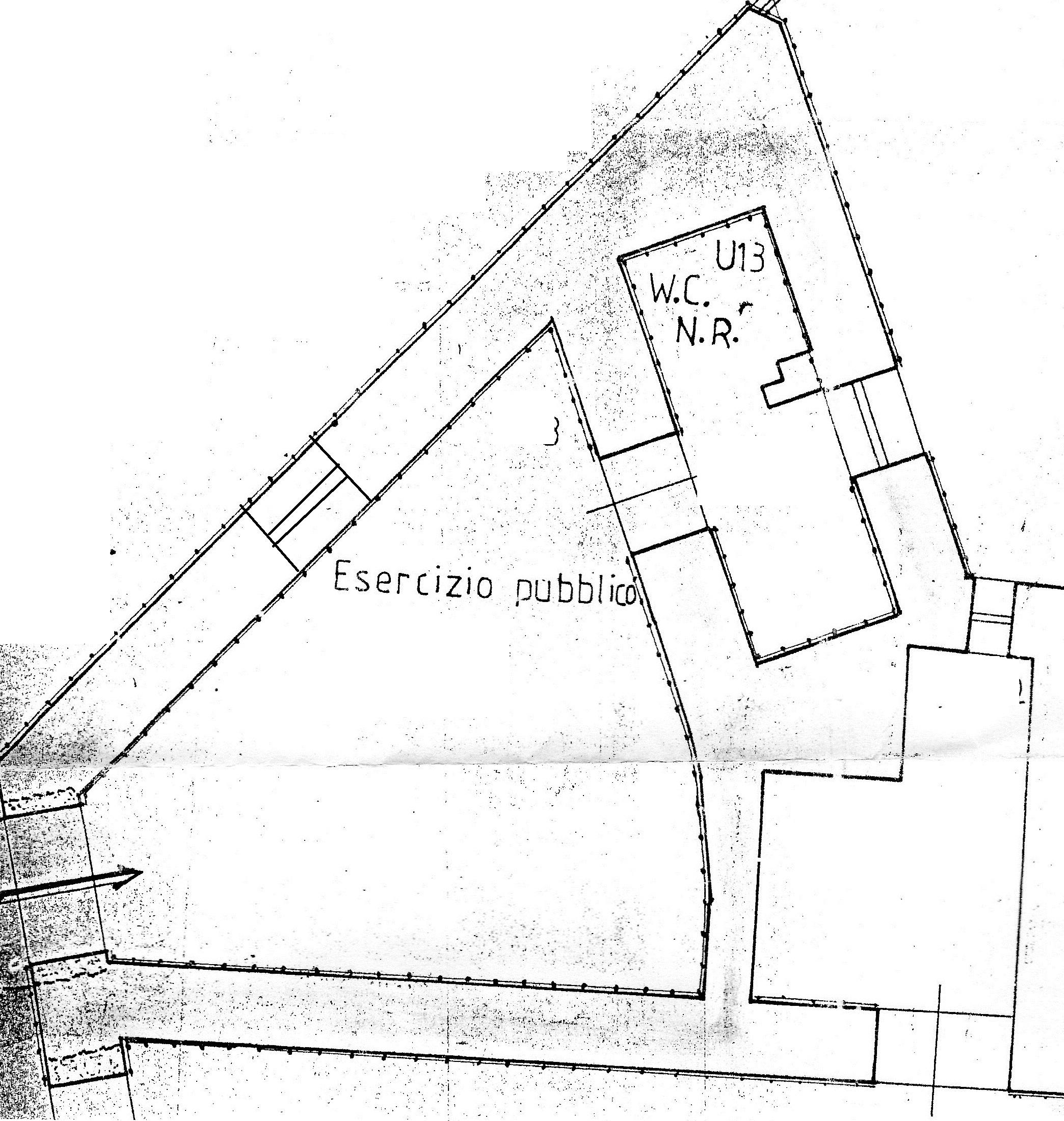 Planimetria Locale Fratte