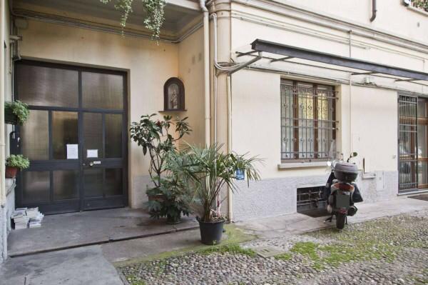 LOFT IN MILANO – ZONA PORTA ROMANA – FINEMENTE ARREDATO