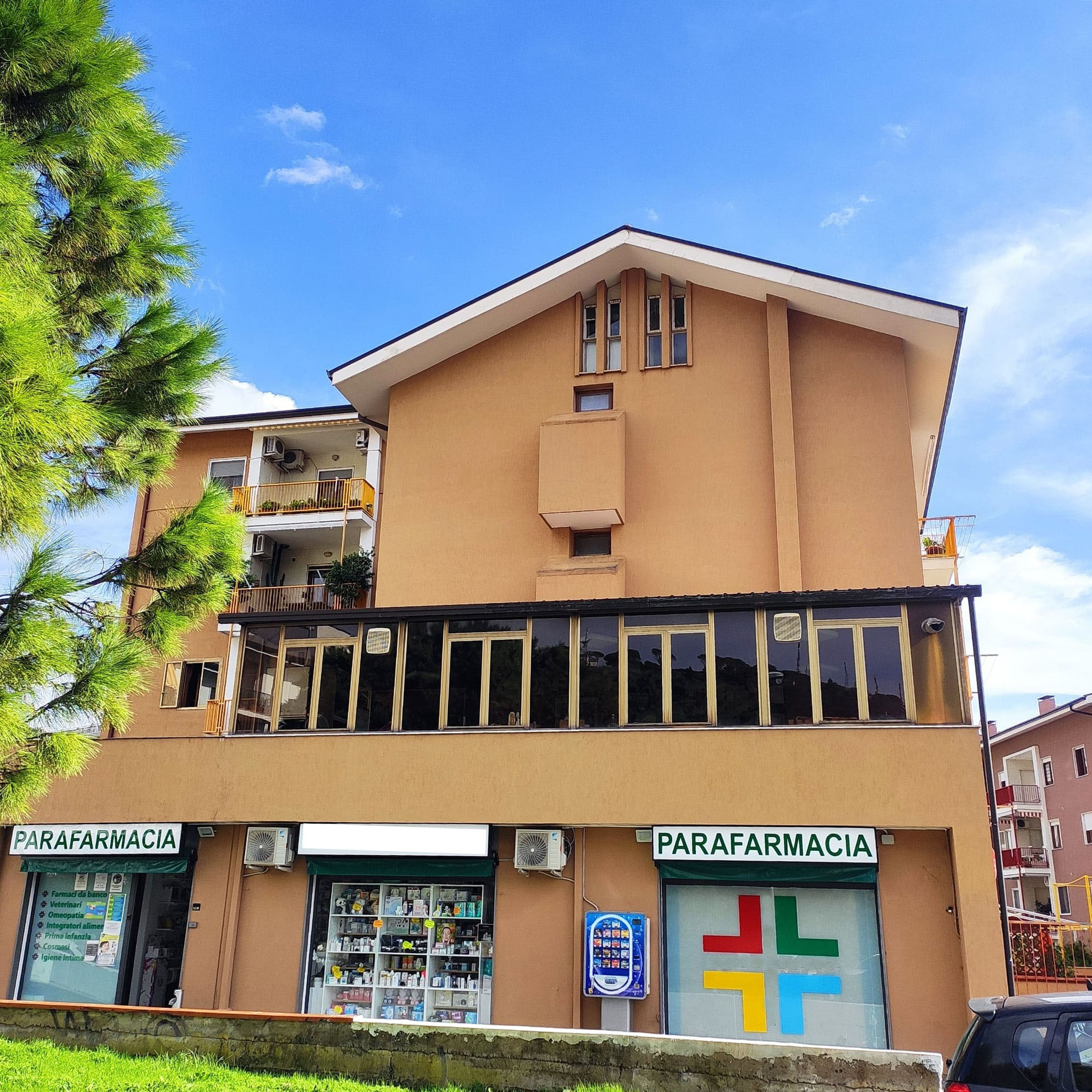 Appartamento in parco Zona Torrione Alto - Salerno